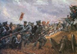 Как в России во время войны 1812 года называли ополченцев?