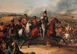 Чего не хватило лошадям Наполеона в сражении под Бородино?