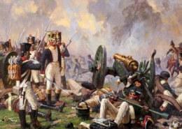 Что по мнению историков помешало французам выиграть Бородинское сражение?