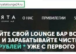 Франшиза МЯТА LOUNGE, myatalounge24.ru — какие отзывы, есть смысл покупать для небольшого города?
