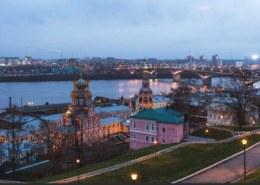 Какая численность населения в Нижнем Новгороде на 2021 год?