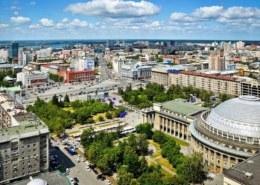 Какая численность населения в Новосибирске на 2021 год?