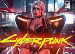 Как Cyberpunk 2077 изменить ногти и голос?