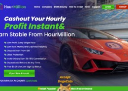 Hourmillion.com — какие отзывы, платит или лохотрон?