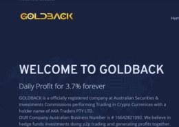 Goldback.biz — какие отзывы, платит или лохотрон?