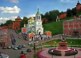 Когда день города Нижний Новгород в 2021 году, сколько лет городу?