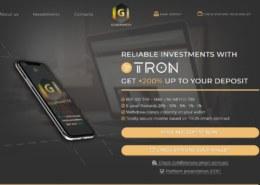 Goldfinancex.com — какие отзывы, платит или лохотрон?
