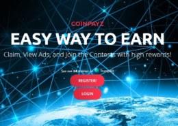 Coinpayz.xyz — какие отзывы, платит или лохотрон?
