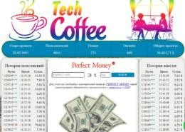 Techcafe.online — какие отзывы, платит или лохотрон?