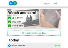 Earntub.com — какие отзывы, платит или лохотрон?