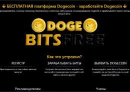 Doge-bitsfree.net — платит или нет, какие отзывы?