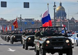9 мая 2021 в Санкт-Петербурге — какая программа мероприятий?