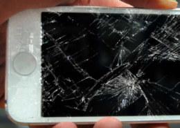 Как понять что на смартфоне разбилось защитное стекло, а не сам дисплей?