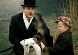 Как звали собаку Ватсона?