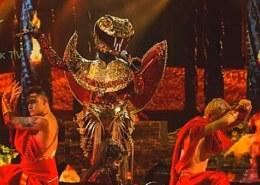 Кто спел песню в Шоу «Маски» на НТВ 2 сезон под маской Змея?