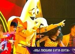 Кто спел песню в Шоу «Маска» на НТВ 2 сезон под маской Банан?