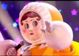 Какие песни Неваляшка поёт в Шоу «Маски» на НТВ 2 сезон?