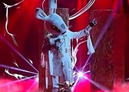 Шоу «Маска» на НТВ 2 сезон — кто поёт песни под маской Заяц?