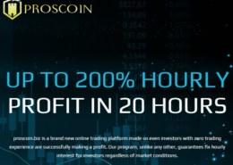 Proscoin.biz — платит или нет, какие отзывы?