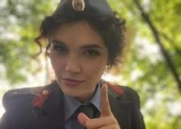 Что за актриса сыграла молодую Гудкову в сериале Милиционер с Рублевки?