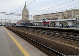 Когда будет доделана станция РЖД Каланчовская?