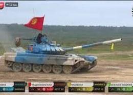 Следили за танковым биатлоном 2021? Ваше мнение.